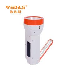 billig tragbare tragbare elektrische Handlampen USBs des kampierenden Lichtes der Sicherheit