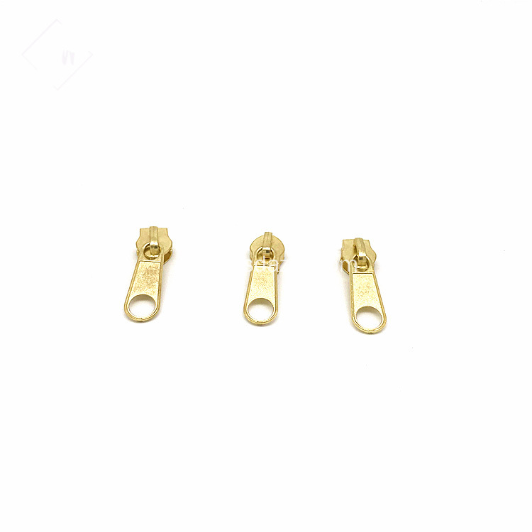 As Raccagni #8 Brass Metal Slider