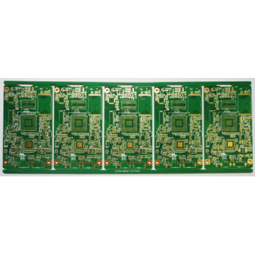 Safety products printed circuit boards