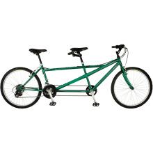 """26"""" 21s Cheap Alloy Lightweight Rims Carbon Men Beach Tandem Bike"""