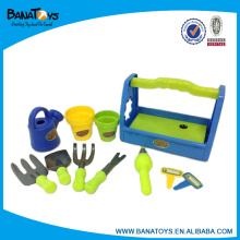 Kid hand garden tools set toy