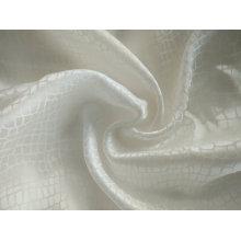 Jacquard de tela de seda
