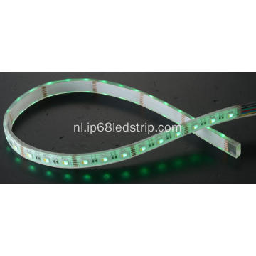 Alles in een SMD5050 10w RGBW Transparant Led Strip Light