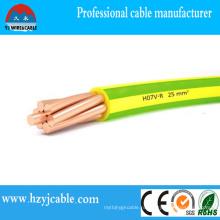 Мягкий жесткий кабель Thw