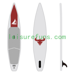 customized inflatable sup race board