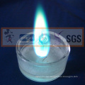 2015 Factory Price Color Flame Candle