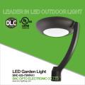 O lúmen alto UL DLC 75w conduziu a luz do jardim, jardim de alta qualidade conduziu a lâmpada com 5 anos de garantia