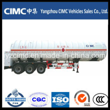 56000L Cryogenic LNG Tank Trailer