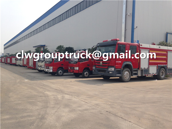 Fire Truck Specifications For Sale
