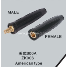 Cable Jointer Plug and Receptacle American Type 600A