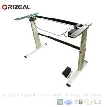 Leg inteligente crianças estudo sit stand altura ajustável standup desk 5 anos de garantia