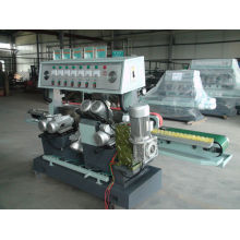 YMA322 Линия стекла-обрезные машины, 7 двигатели, шлифование и Polising плоский край