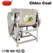 Halb automatische industrielle gewundene Brot-Mehl-Teig-Mischer-Maschine des Knochen-25kg