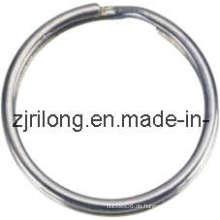 Edelstahl Schlüsselring Dr-Z0040
