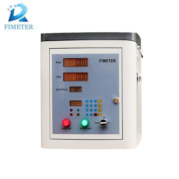 Equipamento de estação de combustível Fimeter, diesel eletrônico manual e dispensador de combustível a querosene