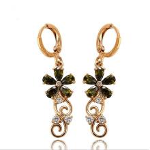 Wholesale Cubic Zircon Dangle Earrings