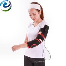 La douleur de coude de traitement thermique de matériel de respiration de rendement élevé d'utilisation de réadaptation