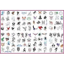 2016 hot sale stencils airbrush,airbrush stencil designs for tattoo