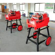 La máquina roscadora de tubos eléctricos 1500W se adapta a RIDGID 1224