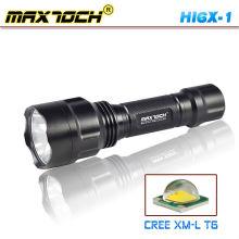Maxtoch-HI6X-1 2012 Polizei Taschenlampe Led