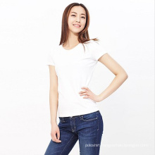 Top Sale Products Women′s Blank 100 Cotton T-Shirt
