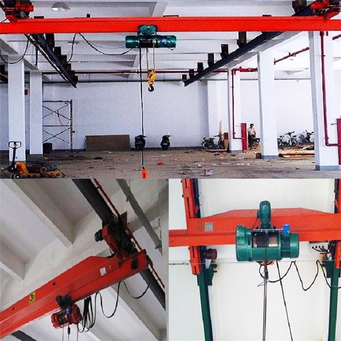 2 ton One Girder Suspended Crane