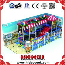 Kleine billige Indoor Play Ground Ausrüstung mit Ball Pit