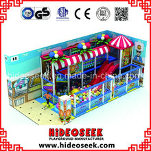 Small Cheap Indoor Play Ground Equipment with Ball Pit