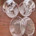Rouleaux en plastique d'emballage d'ANIMAL FAMILIER de feuille d'ANIMAL FAMILIER de catégorie comestible