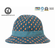 New Fashion Quality Winter Spring Paisley Pattern Bucket Hat