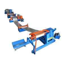 Coil Slitting Machine High Quality and Precise Size Hydraulic Steel Digital Folder and Slitter Machine 25 - 30 Mm Customized RFM