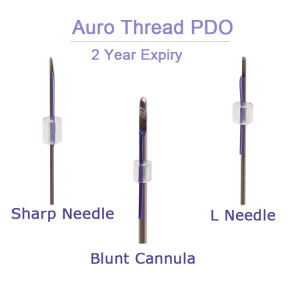 Spiral Thread Lift Needle For Skin Use