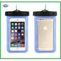 Bolso de teléfono de alta calidad a prueba de agua de PVC