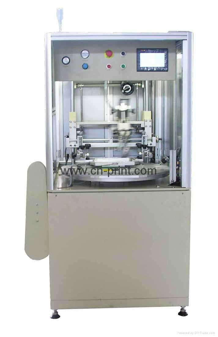 Full Automatic printing machine for packaging case box