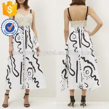 Новый многоцветный мода бюстье платье Производство Оптовая продажа женской одежды (TA5226D)