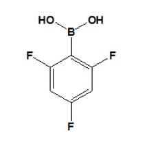 Ácido 2, 4, 6 - trifluorofenilborónico Nº CAS 182482 - 25 - 3