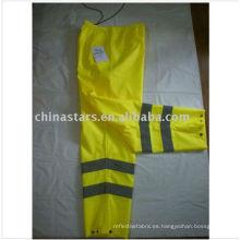 EN471 Pantalones reflectantes de alta visibilidad