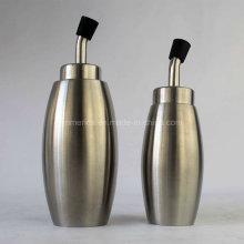 Stainless Steel 300ml Oil Bottle