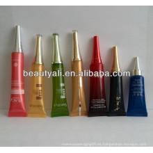 Tubo de plástico cosméticos con boquilla