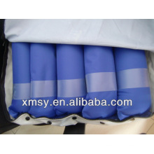 Alternating inflating wheelchair cushion with pump C01-C03