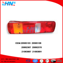 Tail Lamp 20565103 20892367 21063887 LH 20565106 20892370 21063891 RH VOLVO Truck Parts