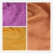 Tela de tapicería de cuero de imitación