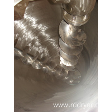 Rotation and Revolution Drive Conical Screw Mixer