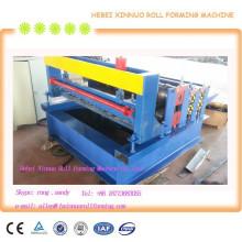 Maquinaria de corte hidráulica da bobina de aço de Xinnuo 2mm