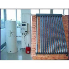Split Pressurized Vacuum Tube Solar Water Heater