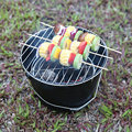 Outdoor Portable Stainless steel BBQ Grill