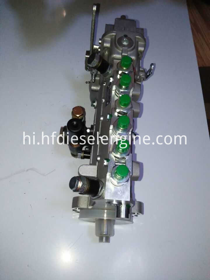 Fuel injection pump 6