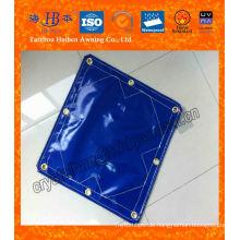 PVC Tarp für Deckel
