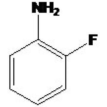 2-Fluoranilin CAS Nr. 348-54-9
