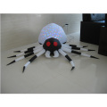 Holiday inflatable Halloween Spider for decoration